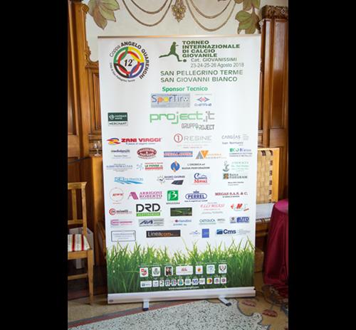 Presentazione Dodicesima edizione del Torneo Coppa Angelo Quarenghi 2018