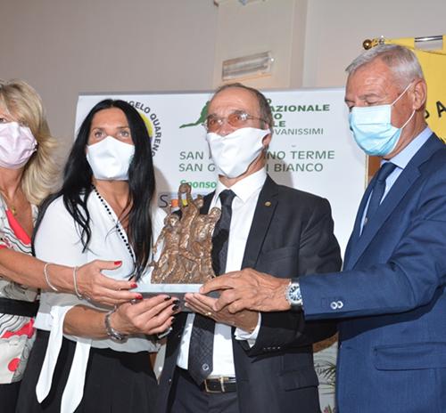 Premio Medico Sportivo a Mario Ireneo Sturla