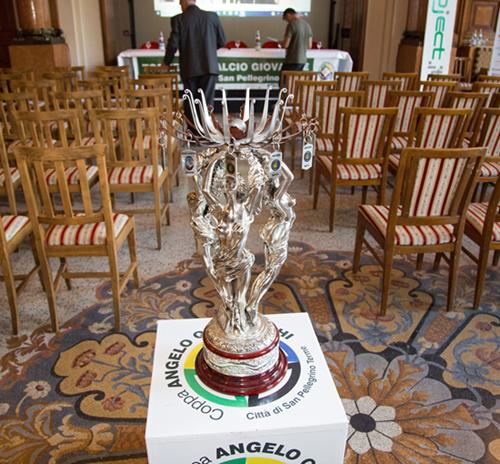 Consegna Premio Angelo Quarenghi Uomo di Sport 2018