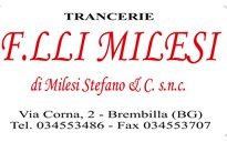 Trancerie F.lli Milesi