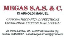 Megas S.a.s. di Arnoldi Manuel