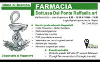 Farmacia Dott.ssa Del Ponte Raffaella srl