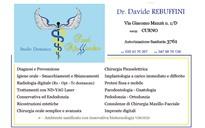 Studio dentistico Dr. Davide Rebuffini