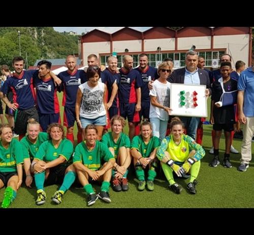 Tutti in campo per il 'Mondo', alla Coppa Quarenghi la prima Dream Cup Emiliano Mondonico