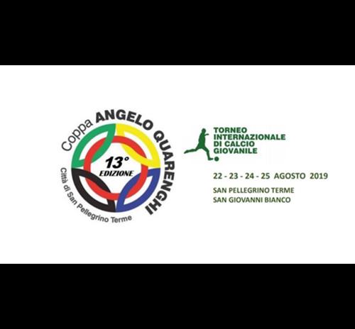 Programma Coppa Quarenghi 2019
