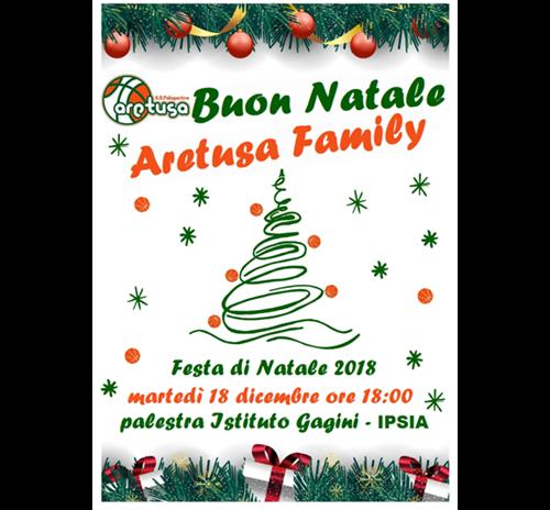 """Festa di Natale """"Basket sotto l'Albero 2018"""""""