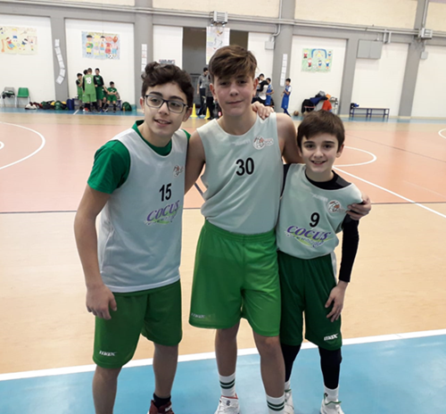 Fase provinciale Join The Game