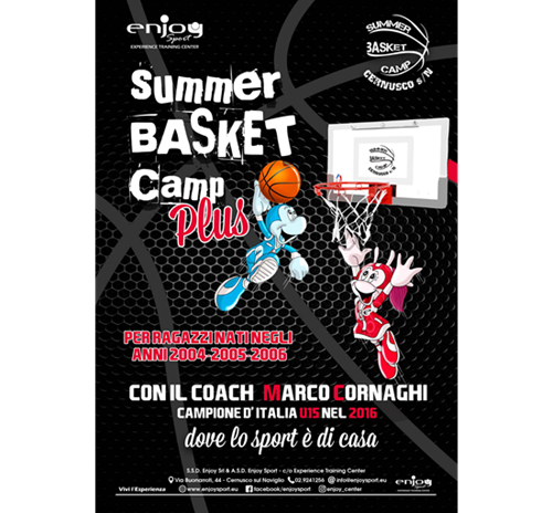 Summer Basket Camp Plus