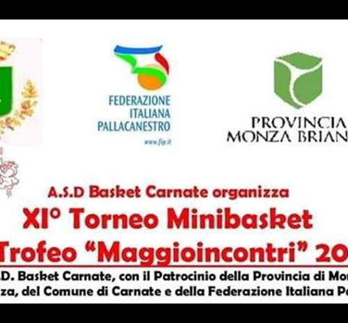 XI TORNEO MAGGIOINCONTRI 2019