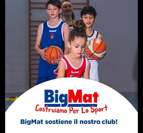 CONCORSO BIGMAT - COSTRUIAMO PER LO SPORT