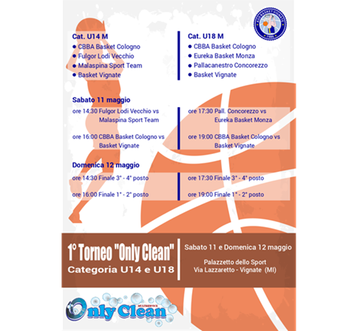 "1° Torneo ""Only Clean"" Vignate"