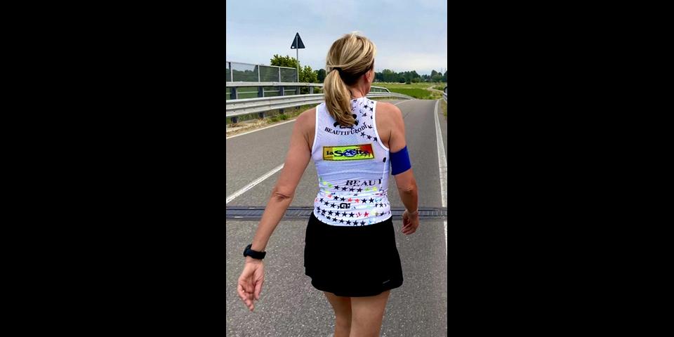 Presentata la nuova maglia top per i runners Beautifulodi