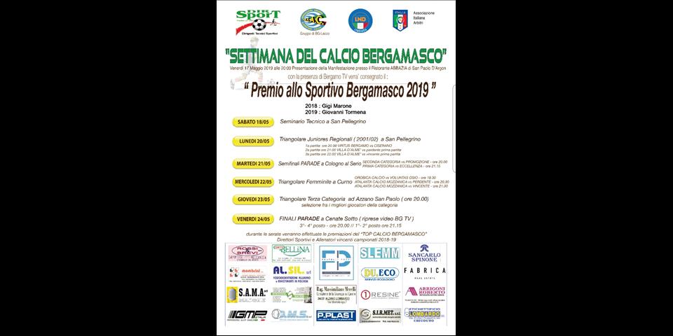 Settimana del Calcio Bergamasco