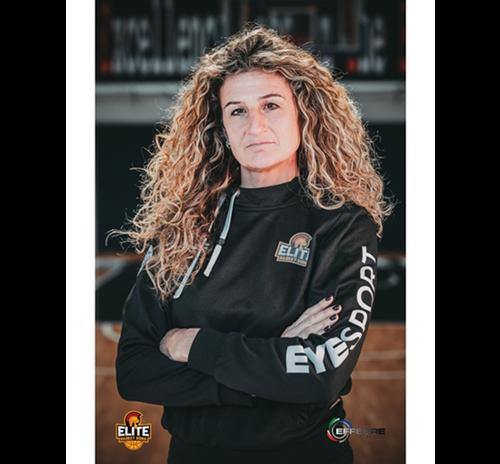 Angela Adamoli alla European Championship of Small Countries.