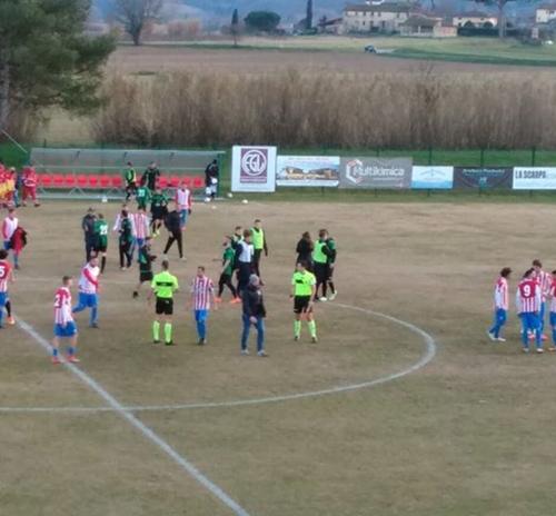 Tuttocuoio - Ghiviborgo 0-0