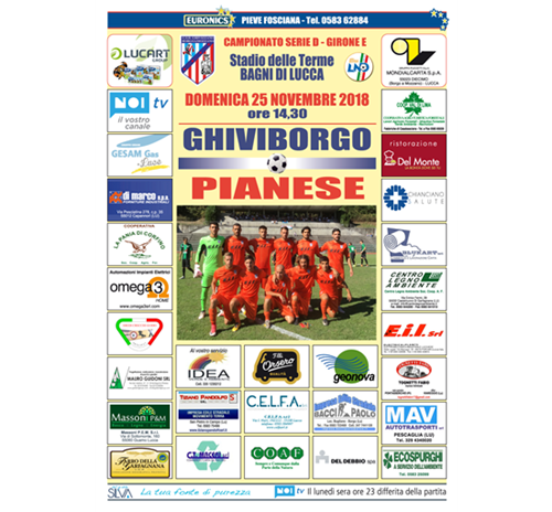 Ghiviborgo - Pianese