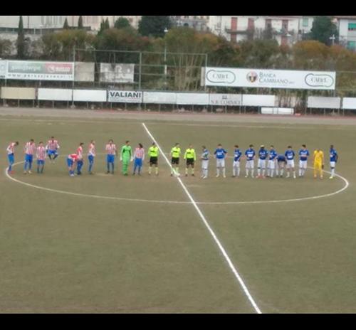 Viareggio - Ghiviborgo 1-1
