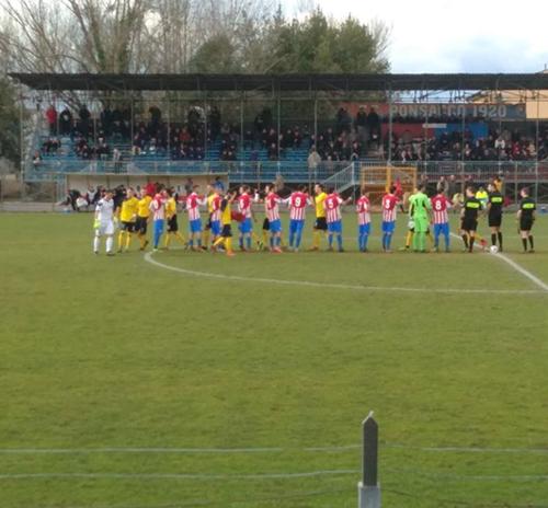 Ponsacco - Ghiviborgo 1-1