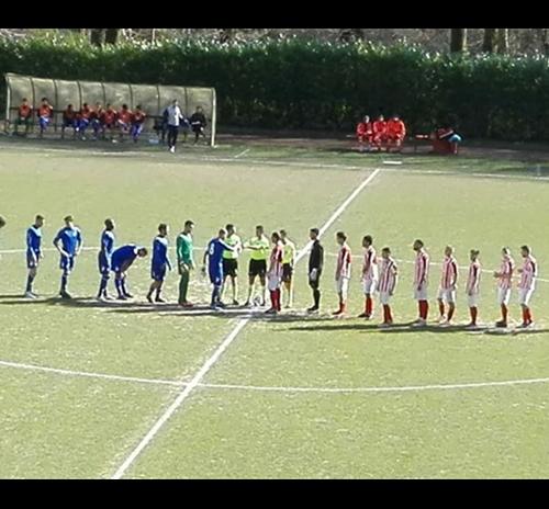 Ghiviborgo - Prato 0-1
