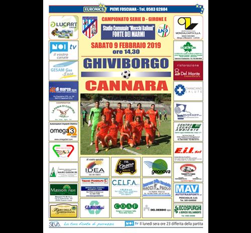 Ghiviborgo - Cannara