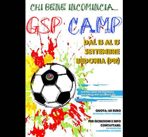 G.S.P. CAMP