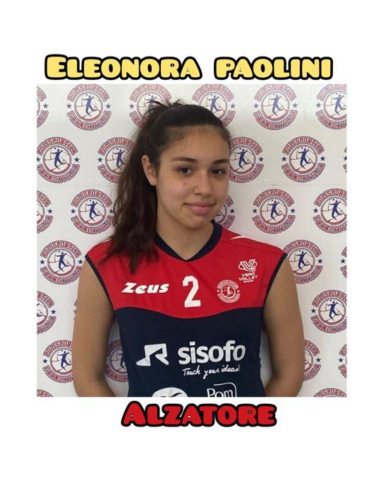 PAOLINI ELEONORA