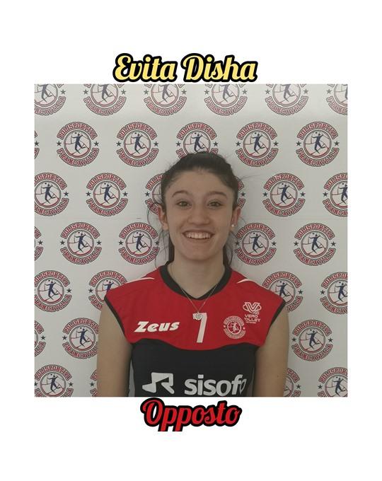 DISHA EVITA