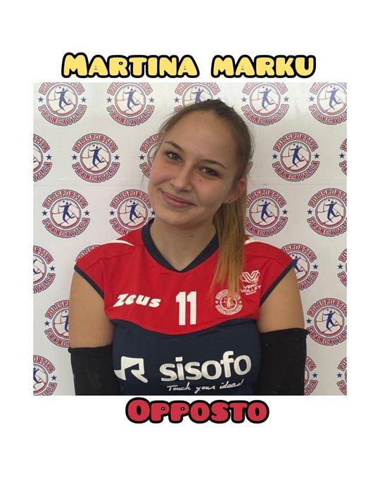 MARKU MARTINA