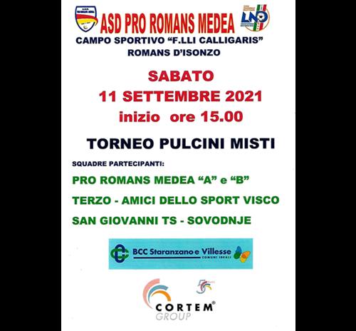 Torneo Centenario Pulcini