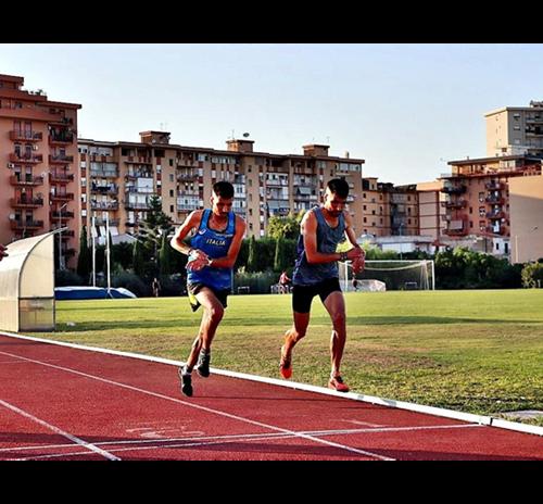 I gemelli Zoghlami al trofeo ACSI Città di Ravanusa