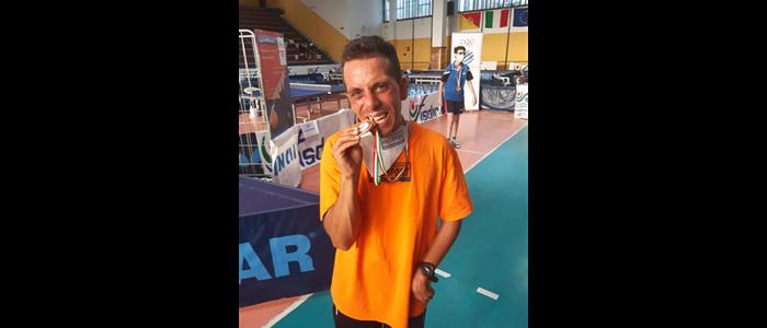 La Pro Sport e Fabrizio Orlando medaglie di bronzo