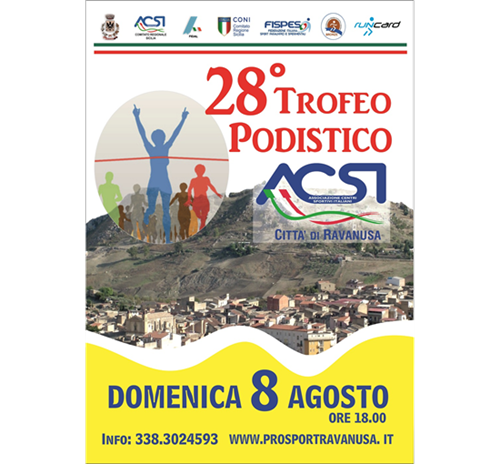 Regolamento Trofeo podistico ACSI