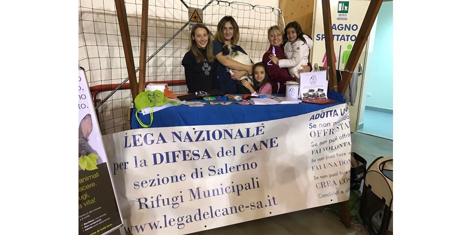 LA SALERNITANA FEMMINILE CONIUGA SPORT & SOCIALE