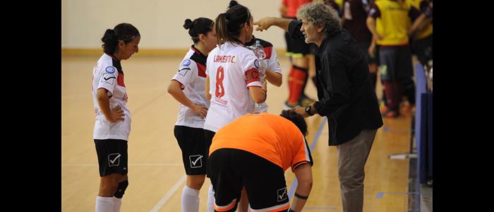 SALERNITANA FEMMINILE - Futsal Nuceria - 4a giornata Campionato Serie A2 - Girone D (27/10/2019)