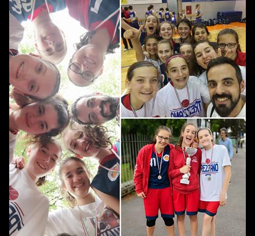 VITTORIA AL TORNEO NERO-ARANCIO 2019 (Under 13 femminile)