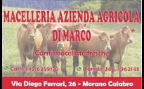 Macelleria Azienda Agricola Di Marco - Morano Calabro (CS)