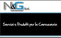 Servizi e Prodotti per Carrozzerie - N&G S.r.l.
