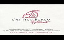 Ristorante Antico Borgo - Morano Calabro (CS)