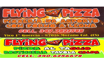 Flying Pizza -
