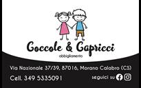 Abbigliamento bambini Coccole & Capricci - Morano Calabro (CS)