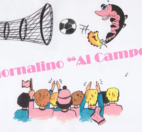 """GIORNALINO """"AL CAMPO"""" STAGIONE SPORTIVA 2019/2020"""